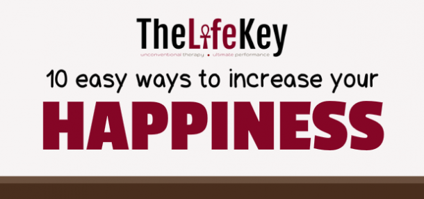 10 Easy Ways to Increase Your Happiness